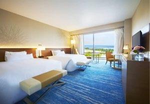 ウェスティンホテル淡路1 客室、プール、アクセス